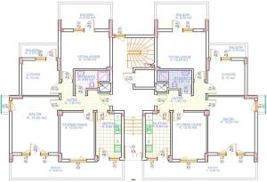 AutoCAD Proje Çizim Örneklerimiz